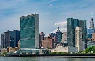 Siège des Nations Unies à New York
