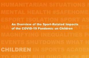 Una descripción general de la pandemia infantil de Sport Relat COVID 19 1 400 S C266
