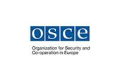 Logo de l'Organisation pour la sécurité et la coopération en Europe