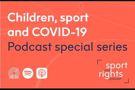 Série spéciale de podcast Enfants, sport et COVID-19