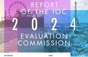 Rapport de la commission d'évaluation du CIO Cover 400 S C266