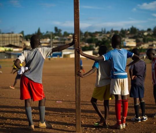 Liste du Rwanda