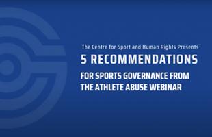 Seminario web Abuso de deportistas Recomendaciones sociales Delgado 1 S C400