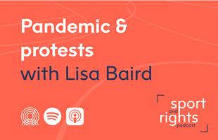 Pandemia y protestas con Lisa Baird 02