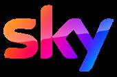 Logotipo del cielo