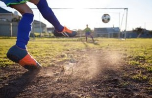 Football Gros Plan Petit