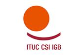 Logo de la Confédération syndicale internationale